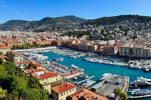 Programa adultos en Niza